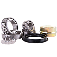 Timken 515017 Automotive Wheel Bearing Kit